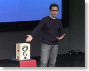 J. J. Abrams präsentiert bei TED