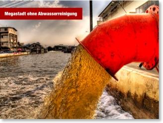 Nachher-Folie 3: Megastadt ohne Abwasserreinigung