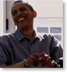 Barack Obama in seinem 30-minütigen Wahlwerbespot