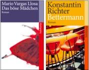Farbvariation auf Suhrkamp-Taschenbüchern