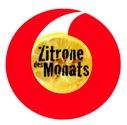 Zitrone des Monats August 2008: Vodafone