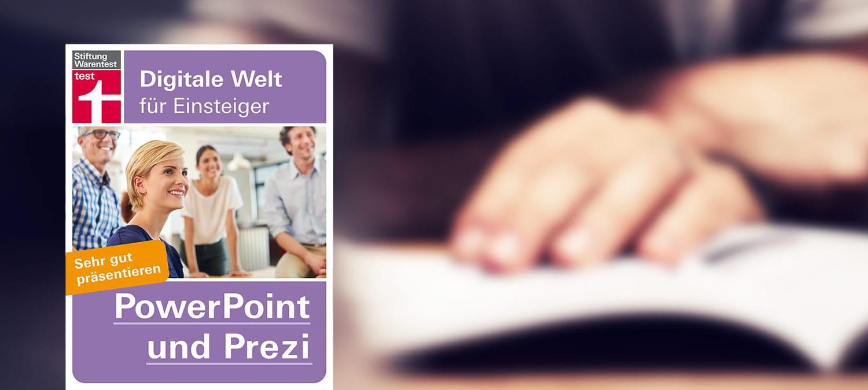 """Buchempfehlung: """"PowerPoint und Prezi: Sehr gut präsentieren"""" von Peter Claus Lamprecht"""