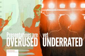 Präsentationen sind überbeansprucht, aber unterbewertet